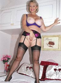 Visit Hot Milfs in Stockings.