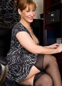Visit Mature Stockings.
