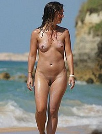 Visit First Nudist Beach.